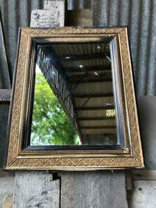 STUNNING ANTIQUE FRENCH SHABBY CHIC MIRROR