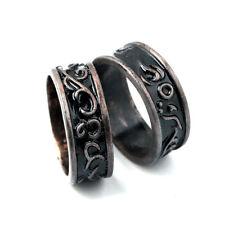 Fashion New Dark Souls 3 Darkmoon Vintage Band Ring Cool Jewelry USA Size 9