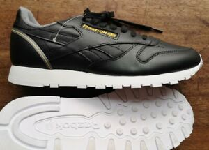 New Authentic Reebok Classic Leather Trainers. UK9.5.