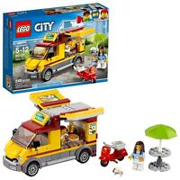 LEGO® City Great Vehicles - Pizza Van 60150 249 Pcs