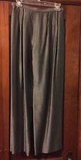Dana Buchanan Petites Women's Pants Gray Size 8P Good Condition