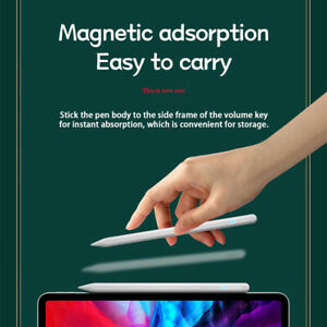 Stylus Pen Compatible With iPad, with Power Display, Palm Rejection, Magnetic