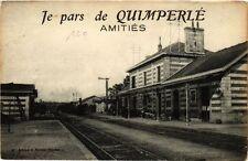 CPA Je pars de Quimperle Amities (253239)