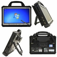 Panasonic TOUGHBOOK CF-D1 13,3 Zoll Intel CPU 2GB RAM 250GB HDD Win7 Pro 32-bit