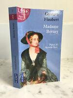 Gustave Faubert Señora Bovary Pocket 2014