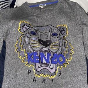 Authentic Kenzo Tiger Crewneck Sweatshirt