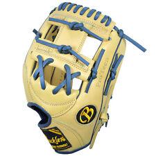 """Pro Teen Buckler Baseball, TL1156CN 11.5"""" RHT Infield Glove Camel/Navy"""