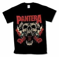 "PANTERA ""MOUTH FOR WAR"" BLACK T-SHIRT NEW OFFICIAL ADULT METAL BAND MUSIC"