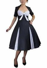 Polka Dot Hand-wash Only Dresses for Women