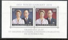 Luxemburg Mi nr  Blok 11   Postfris. (MNH)