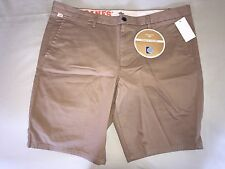 NEW DOCKERS MIAMI HURRICANES SHORTS 38 GAME DAY KHAKIS SHORTS GO CANES BROWN