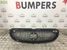 2015 GENUINE SMART FORTWO 453 FRONT BUMPER UPPER RADIATOR GRILL P/N: A4538881223