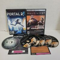 Lot Half-Life 2 Game of the Year Edition PC Valve + Portal 2 Complete with Keys