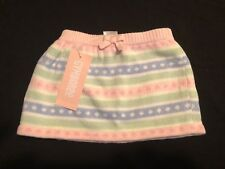 NWT Gymboree Girls Layette Pastels Sweater Skirt size 3-6 M