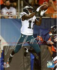 Nelson Agholor Philadelphia Eagles Signed Autographed 8x10 Photo (RP)