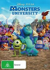 MONSTERS UNIVERSITY : NEW DVD