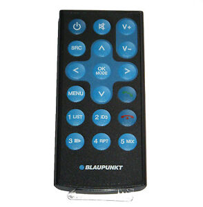 Blaupunkt remote control hand held infra red for car radio 420 320 220 models z