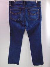 Gap Skinny Stretch Jeans Dark Wash Denim Women's Size 12 Casual Pants
