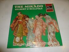 GILBERT & SULLIVAN - The Mikado - 1966 UK Vinyl LP