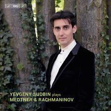 Medtner / Sudbin - Yevgeny Sudbin Plays Medtner & Rachmaninov [New SACD] Hybrid