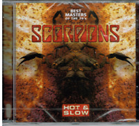 Scorpions - Hot & Slow CD -  NEW & SEALED - Best Masters Of The 70's CD