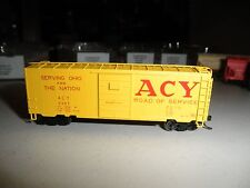 Akron, Canton & Youngstown 40' Ps-1 boxcar