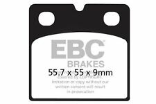 FIT BMW  K1000 (Non ABS - 8 valve model) 82>09/88 EBC FRONT ORGANIC BRAKE PADS