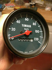 Yamaha RD 50 DX Speedo Speedometer kmh Tacho Tachometer M Restoration Service
