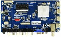 RCA Main Board for RTU6549 (Version 1--SEE NOTE)