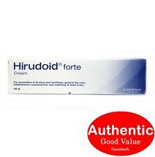 Hirudoid Forte cream 40g  Medinova Scar (New!)