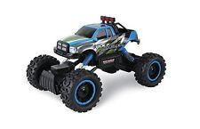 "RC Rock Crawler ""Rock Crusher"" M 1:14 33cm groß 2,4 GHz blau mit Akku NEU"