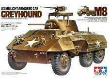 Tamiya 35228 1/35 Scale Model Kit WWII U.S M8 6x6 Light Armored Car Greyhound