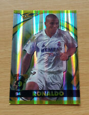 RONALDO  🔥 REAL MADRID CF 94# TOP 2005 BRILLANTE MUNDICROMO 2004 LIGA 04 05