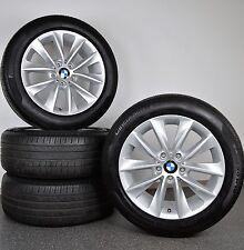 Original BMW Styling 307 V-Speiche X3 F25 X4 F26 18 Zoll Sommerräder Runflat