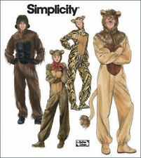 simplicity Unisex Costume/Fancy Dress Sewing Patterns