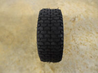 New 11X4.00-5 Carlisle Turf Saver Lawn Mower Tire 5110101 w/ free stem