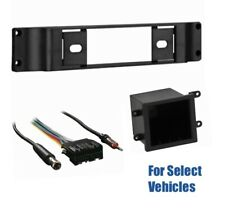 Car Stereo Radio Dash Install Wire Kit Combo for 1988-1992 1993 1994 Buick Regal