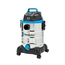 Vacmaster 6-gal. Stainless Steel Wet/Dry Vac Shop Vacuum with Blower Function
