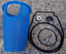 [KIT58]  Pentair WhisperFlo Swimming Pool Pump O-ring Seal Basket Kit 070387