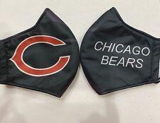 NFL Face Masks . Chicago Bears