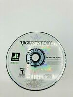 Sony PlayStation 1 PS1 Disc Only Tested Vagrant Story Ships Fast