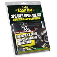 DEI Boom Mat Vibration Damping Material & Speaker Performance Kit 050199