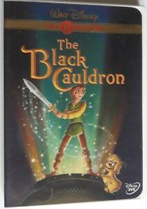 disney the black cauldron DVD classic gold collection