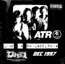 ATARI TEENAGE RIOT Ultra rare 2001 w/ 9 UNRELEASED LIVE TRX PROMO SEALED CD USA