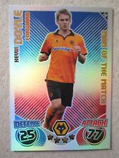 Match Attax 2010/11 - MOTM card - Kevin Doyle of Wolverhampton Wanderers