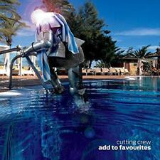 Cutting Crew - Add To Favourites (NEW CD)