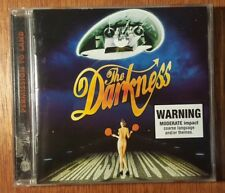 THE DARKNESS - Permission To Land CD 2003