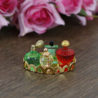 1:12 Dollhouse mini perfume set simulation perfume model t ME