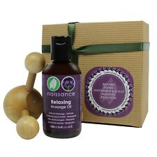 Naissance Relaxing Massage Oil Gift Set - Clearance Sale