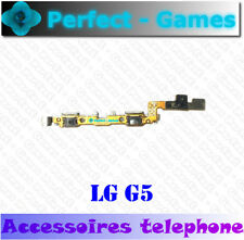 LG G5 H850 nappe bouton volume control button flex cable Up Down son audio